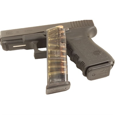 Elite Tactical Systems Group Translucent Magazine For Glock~ 19