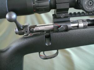Removing Bolt From Rifle