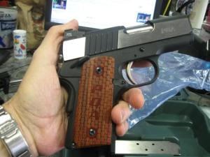 PARA USA LDA PDA COMPACT 1911 DOUBLE ACTION ONLY .45