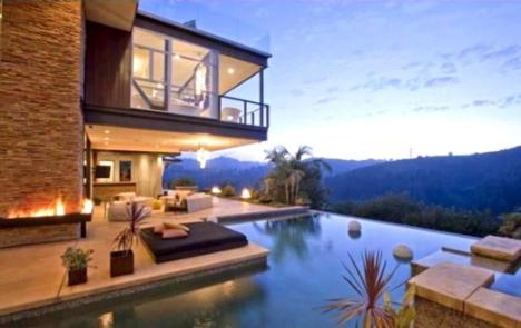 10 Incredible Celebrity Houses Cars Taddlr