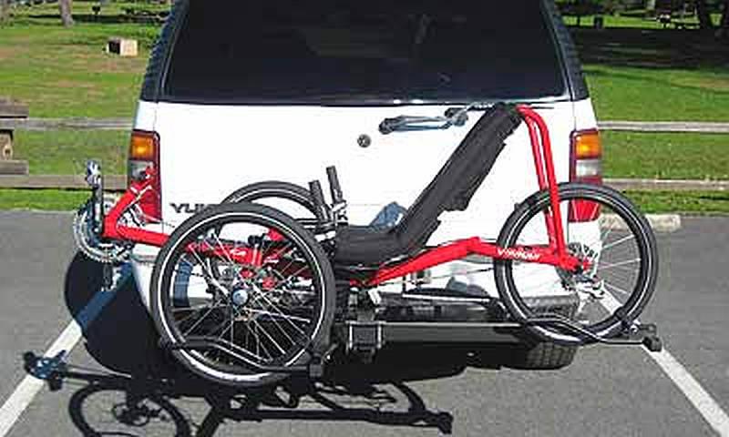 Transporting A Tadpole Trike Tadpole Rider