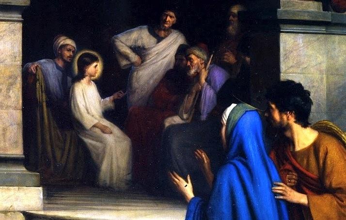 CarlBloch-Jesusfoundintemple