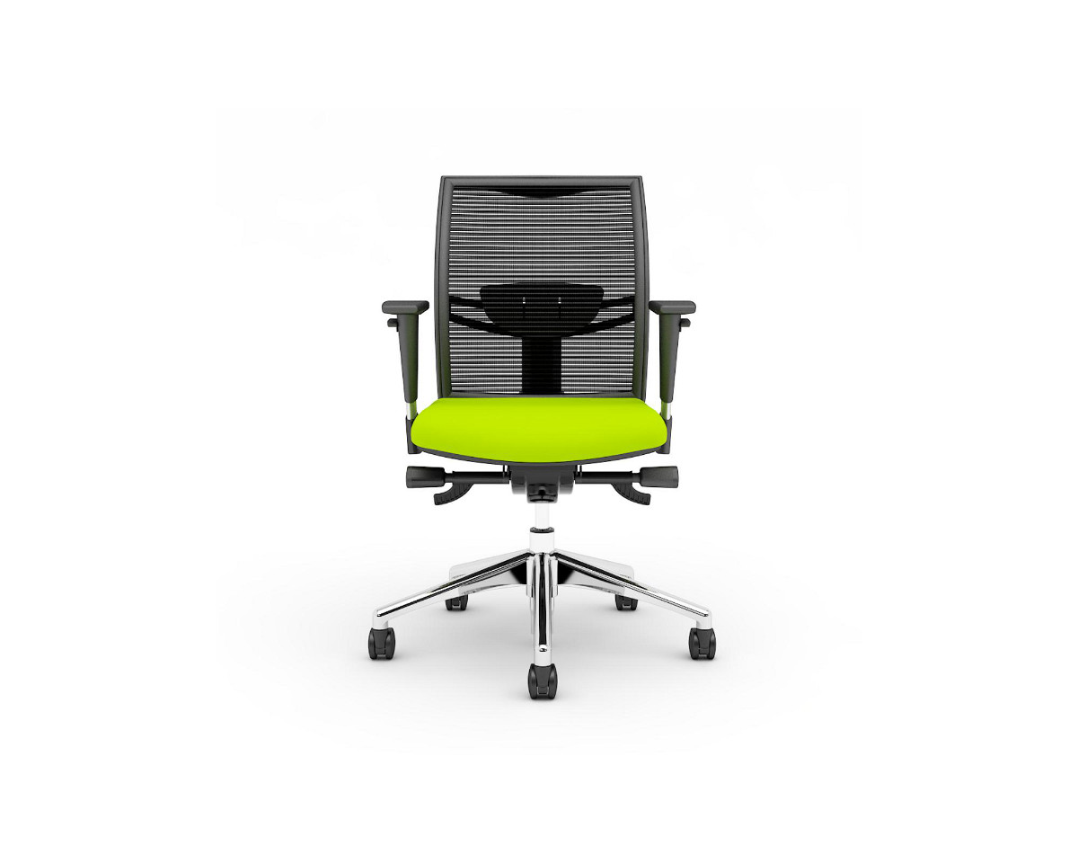 Best Task Chair 2015 Lotto Mesh Back Task Chair With Lumbar Support View Here