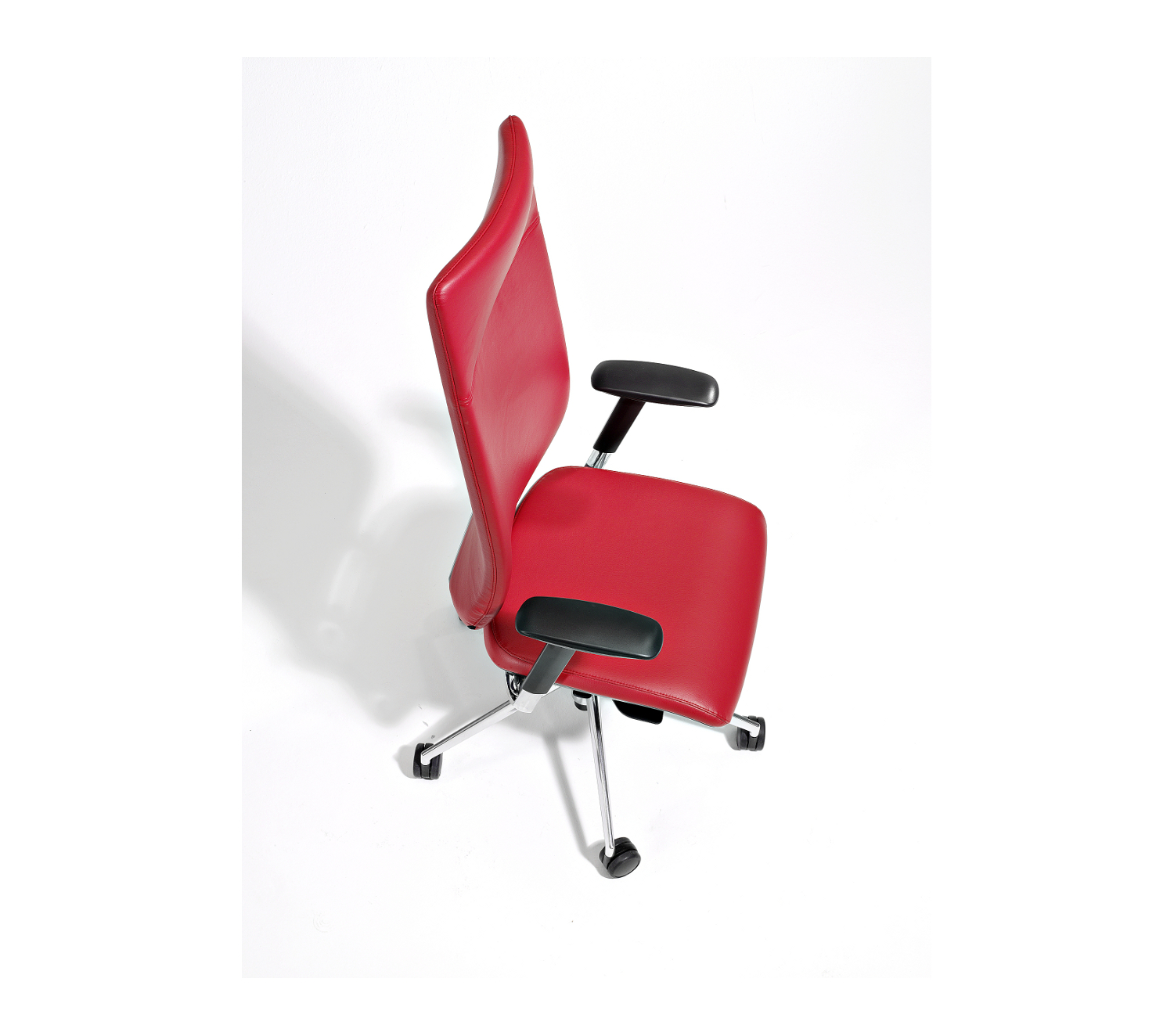 Best Task Chair 2015 Mesh Back Office Chair With Fabric Or Leather Upholstery