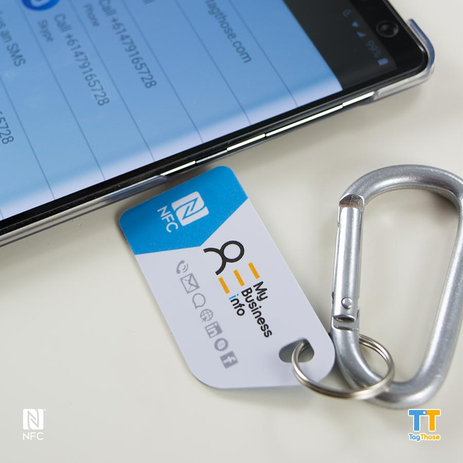 Nfc Tags Nfc Business Tag