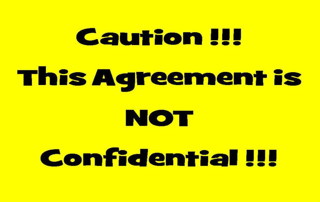 Is my Tahoe Home Purchase Contract Offer Confidential? - home purchase agreement