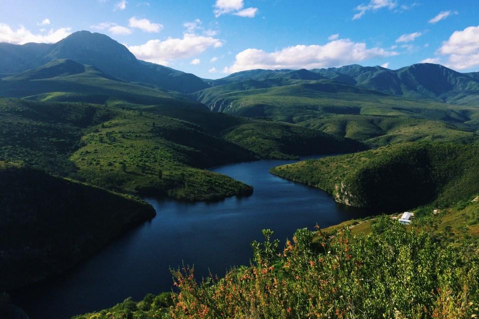 akasha mountain retreat river