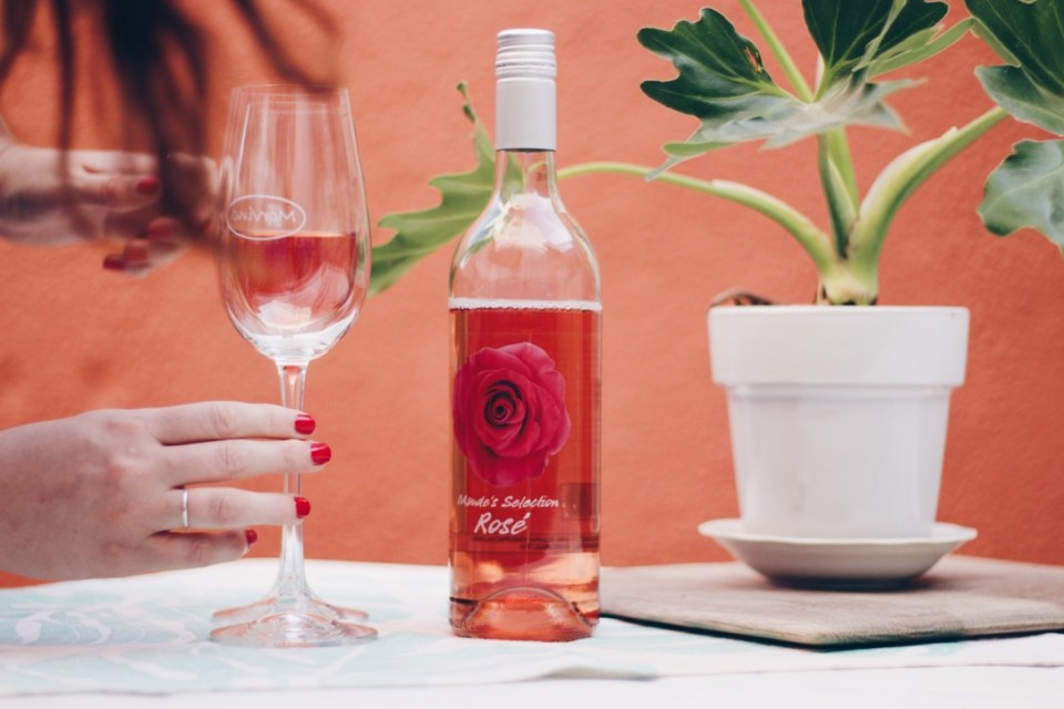 Klein DasBosch Rose