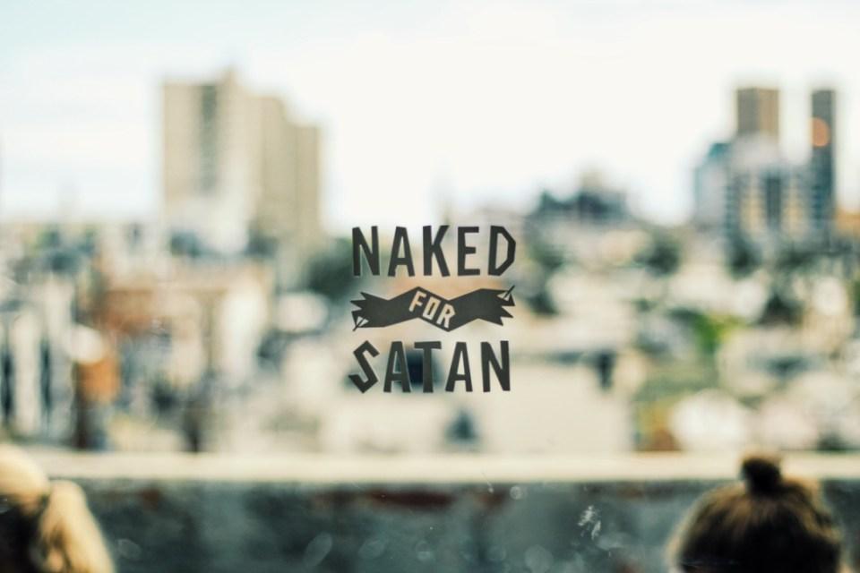 Naked for Satan Melbourne
