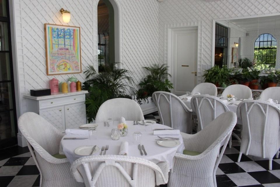 Orangerie Restaurant