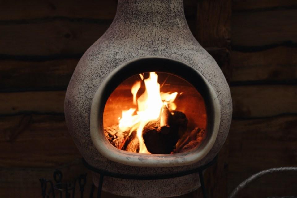 Platbos fireplace