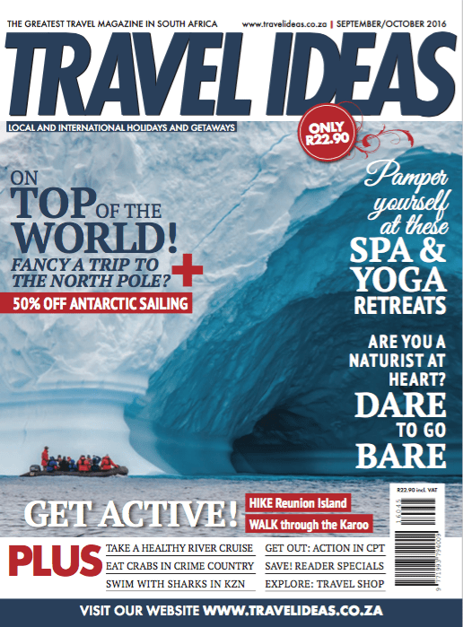 travel ideas magazine