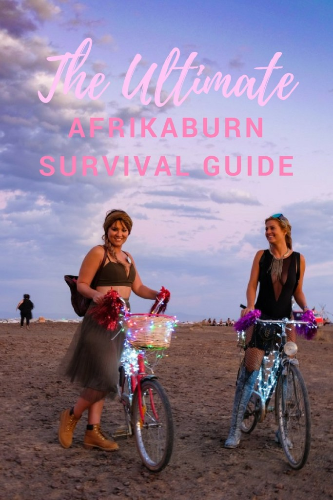 The Ultimate Afrikaburn Survival Guide