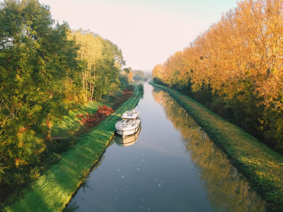 le boat vacations horizon 4 loir valley france