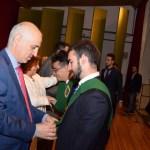 Graduación Grado Superior y certificaciones Cisco y Microsoft 2016