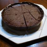 炊飯器でつくるチョコレートケーキ (3)