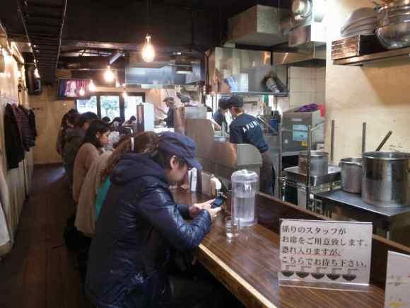 AFURI 阿夫利 恵比寿駅のおすすめ塩ラーメン (4)