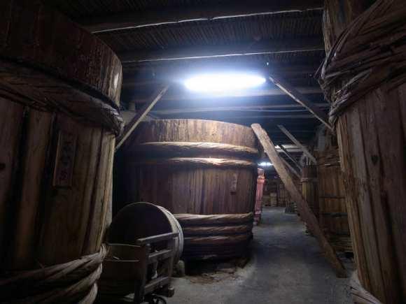 愛知県武豊町のたまり・味噌・醤油作りを見学してきた:伊藤商店の傳右衛門(でんえもん) (3)