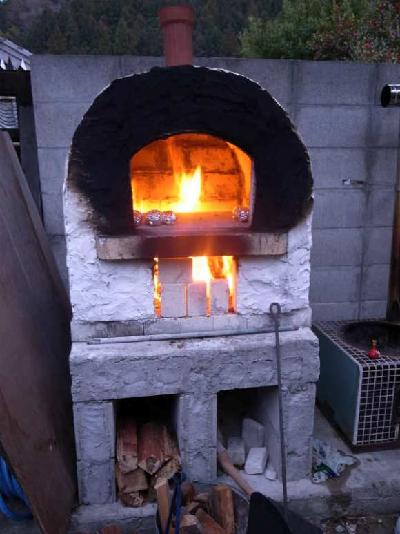 石窯や薪ストーブや暖炉キットを通販で買って手作りする時代 (2)