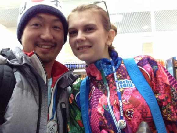 ソチオリンピックのロシア美女の写真画像[美人女子シリーズ] (4)