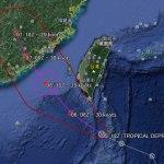 米軍の台風進路予想の方が気象庁より正確?どうやって使えばいいの?
