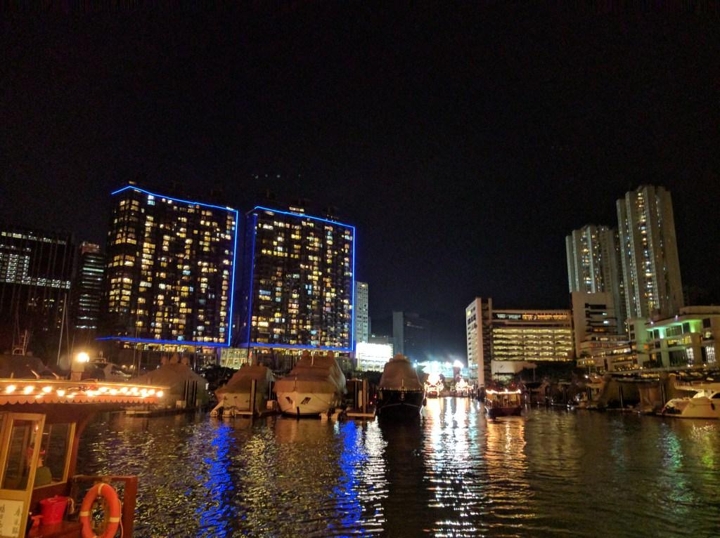 香港クルーザー