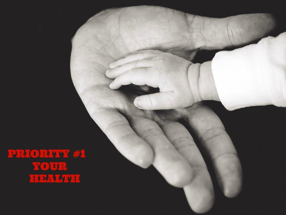 Priority #1-Health