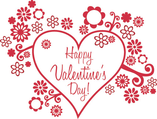 Cute Roses Wallpapers With Wordings Hippo Valentine S Day