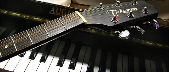 How to Convert Guitar Chords to Piano Chords + Tabs