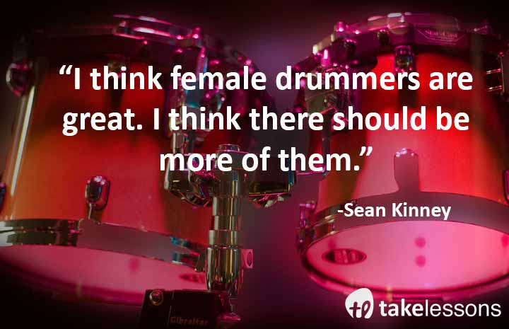 Chromosome Female 10 Inspiring Quotes From Famous Drummers