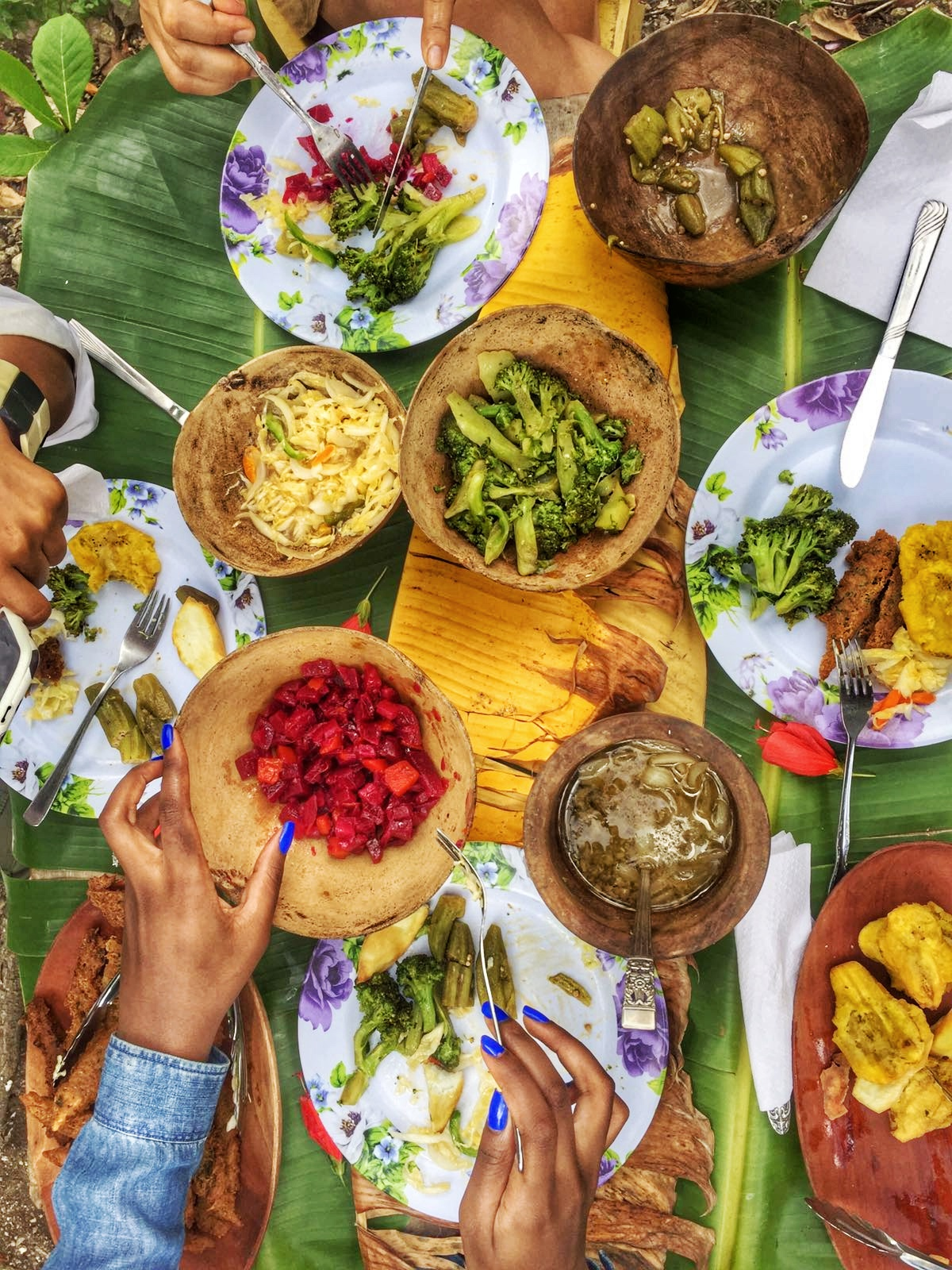 Cuisine Tours Experiencing Haitian Cuisine And Culture With Mennen M La Tours