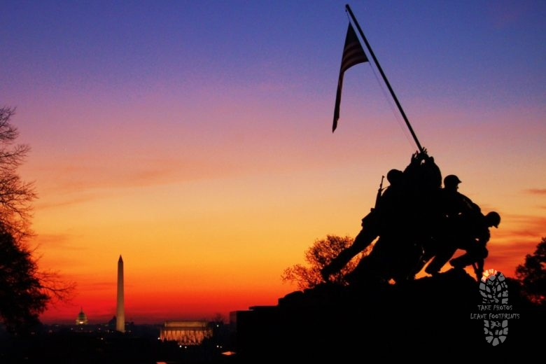Sunrise in Washington, DC The Best Spots and Tips for Capturing the