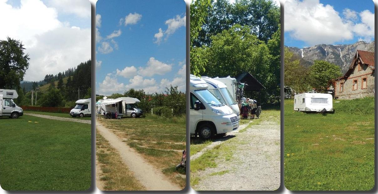 Despre campinguri din Romania