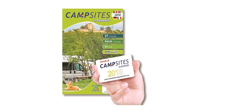 Campsites in Romania 2018
