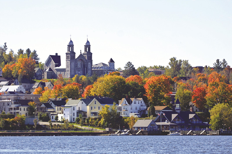 Neuengland Rundreise 6-day New England Fall Foliage Tour Vermont Route (boston