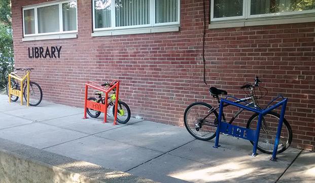 Bikeways Program City Of Takoma Park