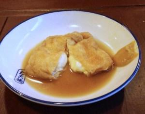 店主の知らない関東煮(かんとだき/おでん)「カマンベール」です