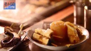 たこ梅の「たこ甘露煮」と「関東煮(かんとだき/おでん)」