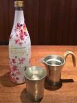 吟醸生酒「花ひらく」は桜の季節だけの限定のお酒です、、、