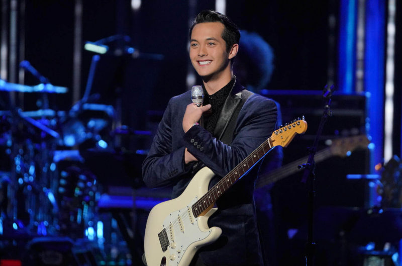 Laine Who Is Laine Hardy 10 Facts About American Idol S Comeback Kid