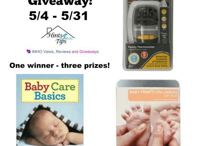We Love Babies Giveaway 05/31