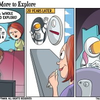 So Much More to Explore