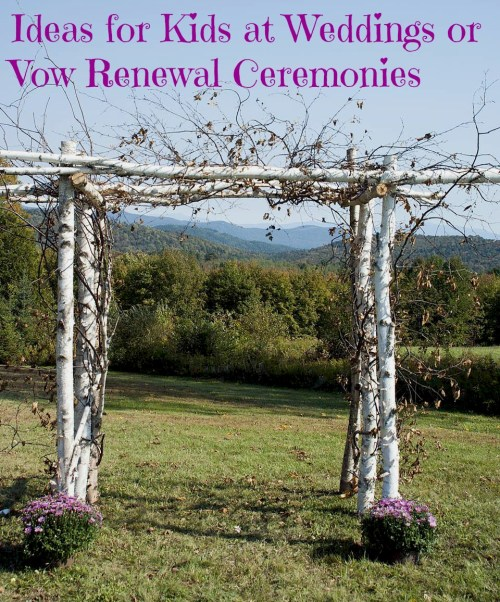 Medium Of Vow Renewal Ideas