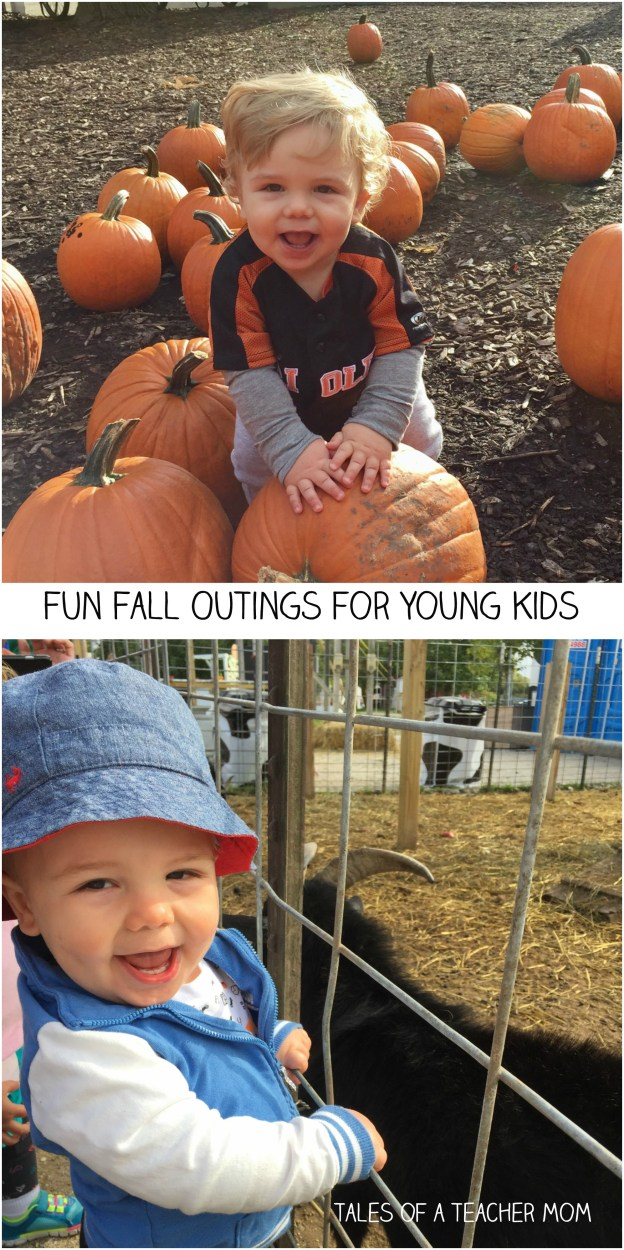 Fun Fall Outings for Young Kids