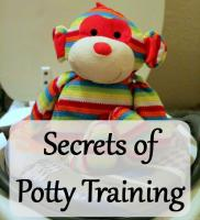 7 Secrets to Successful Potty Training