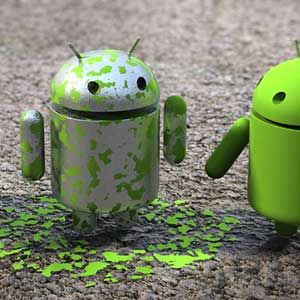 """Android Woes"""