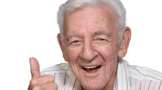 """""""I'm an Old Man!"""""""