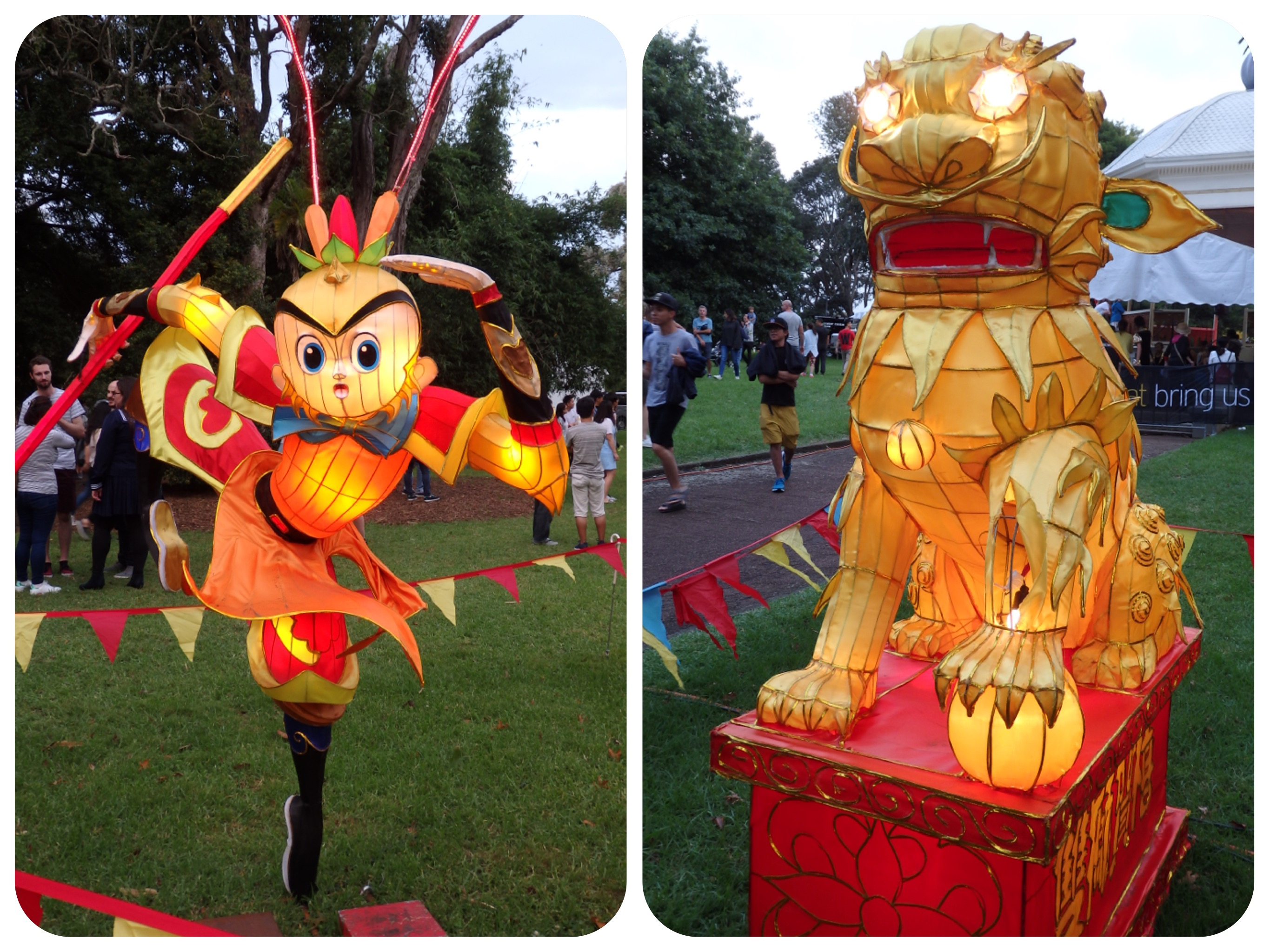 Happy Chinese Lantern Festival Auckland Nz Lantern Festival And A Happy New Chinese Year