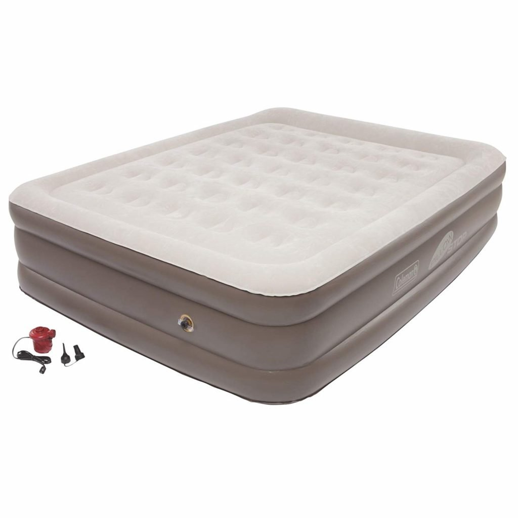 King Size Air Bed Camping 9 Best Air Mattresses May 2019 Reviews Buying Guide