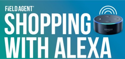 Field Agent: Consumers slow to use 'Alexa' for online ordering - Talk Business & Politics